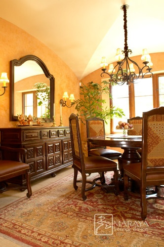 1000 ideas about tuscan dining rooms on pinterest - How do you say living room in spanish ...