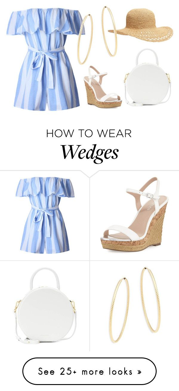 """""""Untitled #309"""" by yogaposesgrace on Polyvore featuring WithChic, Charles by Charles David, Mansur Gavriel, Old Navy and Saks Fifth Avenue"""