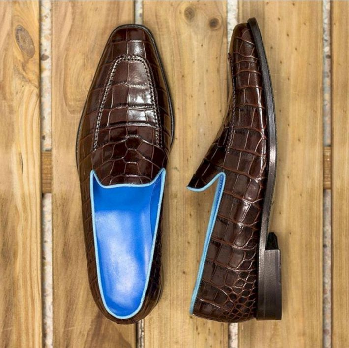 Wonderful Gentleman Shoes For A Cool Men Style 15