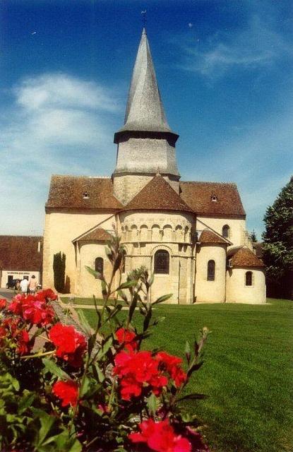 Collégiale Saint Outrille by Vierzon Tourisme, via Flickr