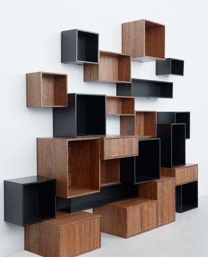 17 mejores ideas sobre estantes flotantes en pinterest for Muebles gitanos