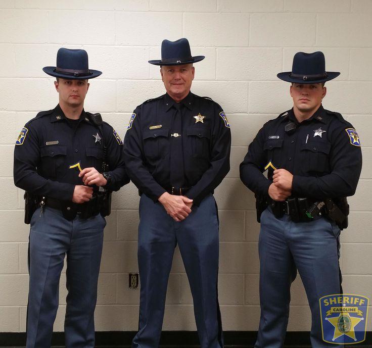 Congratulations to deputies cody rzucidlo and deputy jake