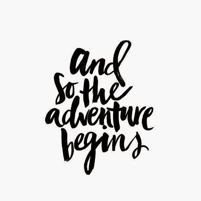 It's a new week + a new adventure! What're you looking forward to the most?(via Sprinkle of Glitter)