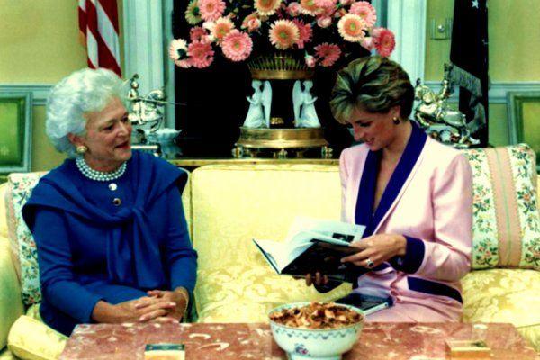 Diana In Washington _