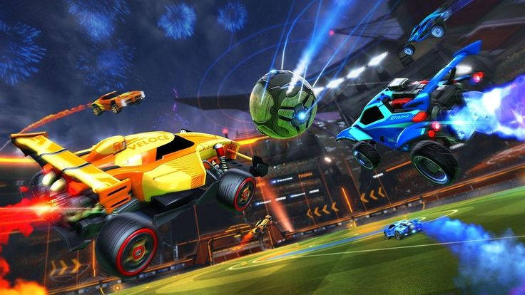 What Skill Surprised Rocket League Devs - IGN https://link.crwd.fr/3CpG