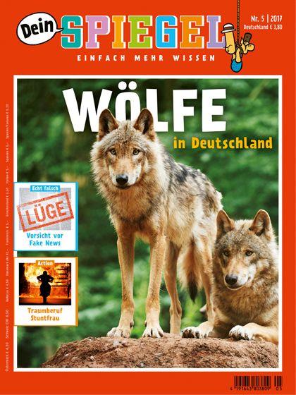 Dein SPIEGEL aktuelle Ausgabe, Hamburg, Germany