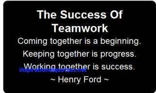 Inspirational Quotes For Working Together Quotes Pinterest