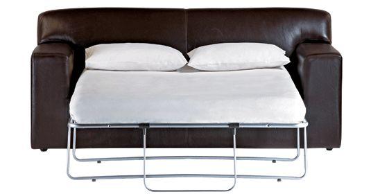 - Santiago        100% Leather Couch ( Savannah Oxblood )