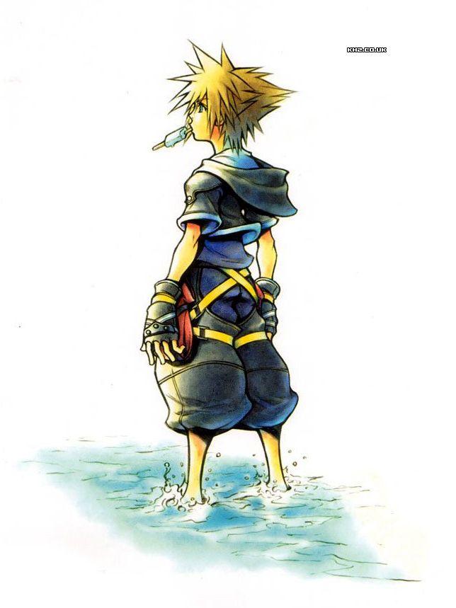 Kingdom Hearts Tattoos? ..