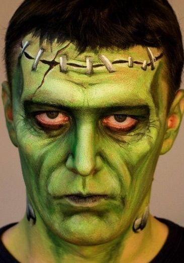 #Frankenstein for #halloween