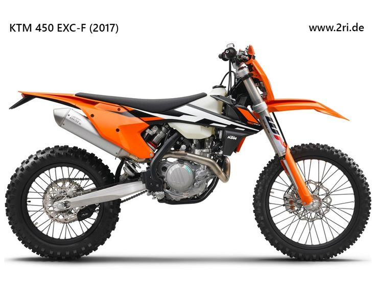 KTM 450 EXC-F (2017)