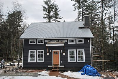 Best Gifts The Intrepid Saugerties Narrowsburg And Whistler S Mother Metal Roof Houses House 640 x 480