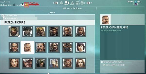 Assassins Creed UI Study