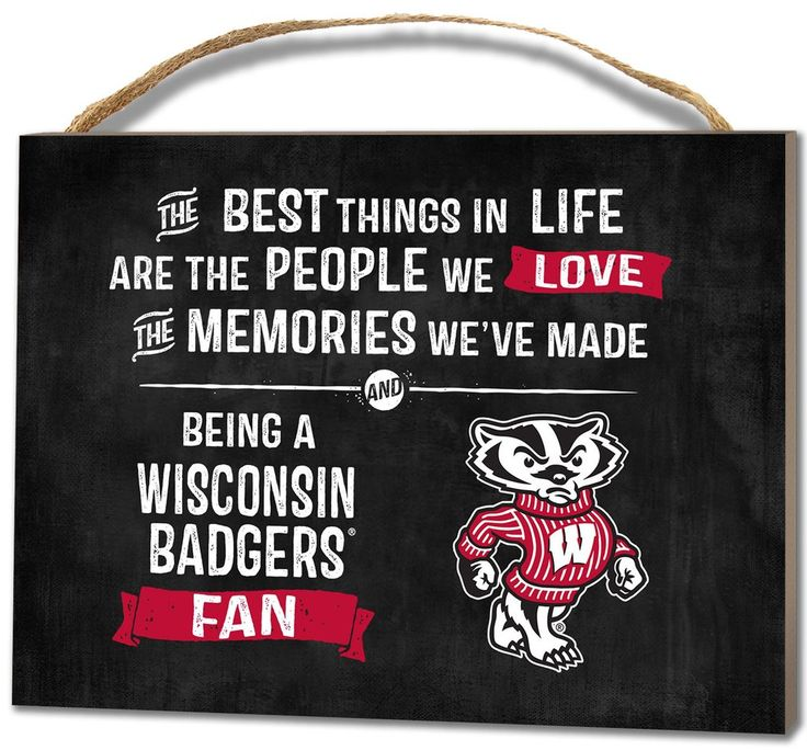 """A fun and affordable way to display your team pride. This sign is 4"""" x 5.5"""". Made By KH Sports"""