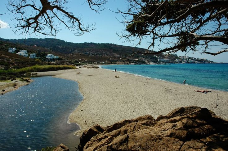 Greece Is Ikaria...Gialiskari beach