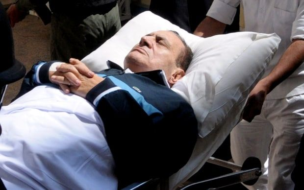 Hosni Mubarak, who has been in critical condition since the ousted Egyptian…