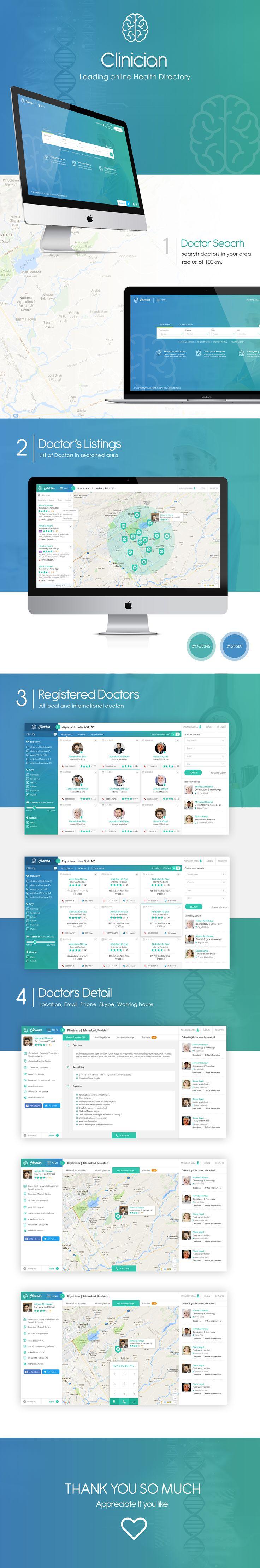 Clinician   Doctors Directory