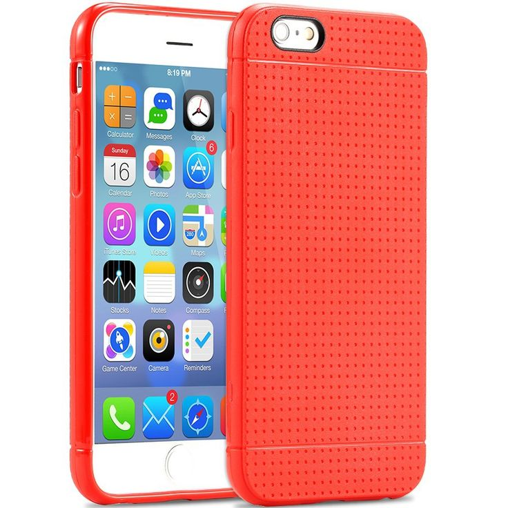 Voor iPhone 6 6 S Plus Mode Luxe Honingraat Stijl Ultradunne Silicon TPU Soft Case Voor iPhone 6 6 S Plus Snoep Kleur Cover