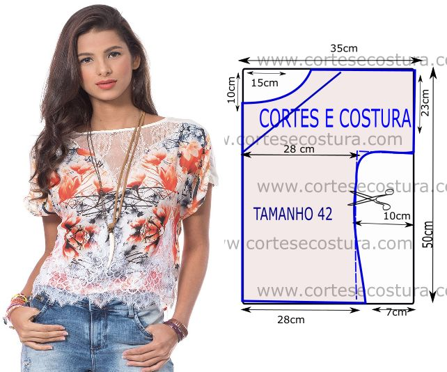 904 best Costura y patrones images on Pinterest | Sewing patterns ...