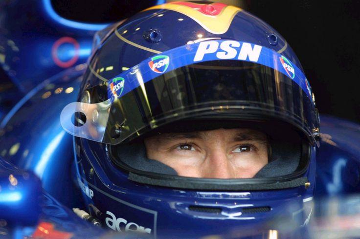 Heinz-Harald Frentzen Prost Racing AP04 GP Hungría 2001