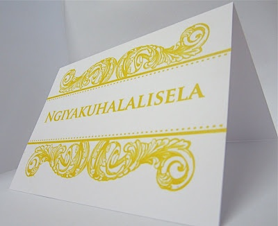 Happy Birthday Quotes In Zulu ~ Sweetheart letterpress happy birthday zulu love letterpress