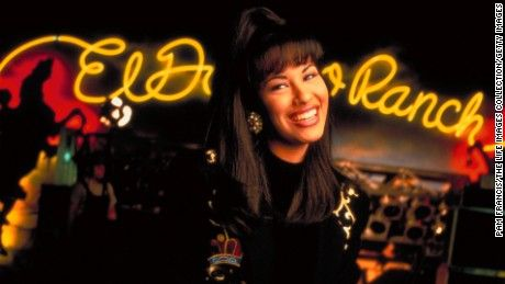 """Billboard has reported that Selena Quintanilla's family is working on creating a """"walking, talking, singing and dancing digital embodiment"""" of the singer. (Via CNN)"""