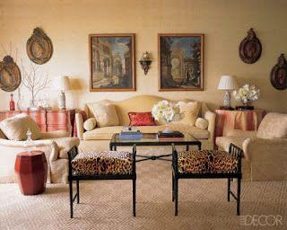 The Living Room Of Joyce Dawsonu0027s Chicago Apartment, Designed By 2011  A List Designer Alessandra Branca. Part 95
