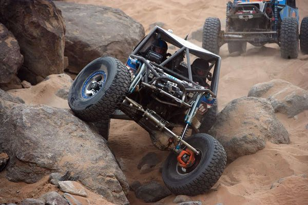 King Shocks Steps Up to Make the 2014 King of the Hammers Event Bigger Than Ever