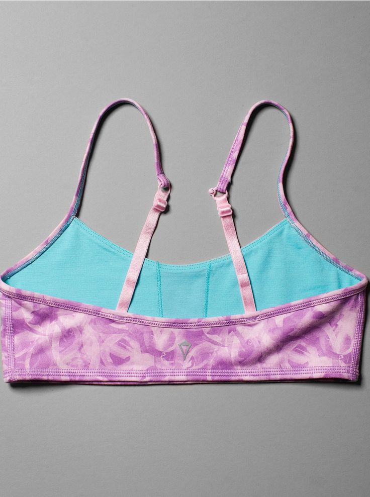 adjustable straps make this a go-to layer. | Everyday Anywhere Sports Bra