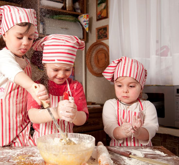 Tips for Cooking with Kids (Advice from Top Chefs, such as, Tom Colicchio, Anne Burrel and more!):
