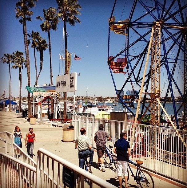 Places To Visit Huntington Beach Ca: Newport Beach, CA Great Vacation City