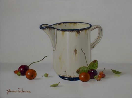 Johannes Eerdmans schilderij voor kunstuitleen en verkoop