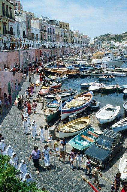 Ponza, province of Latina , Lazio. Adding this to our summer 2014 list!