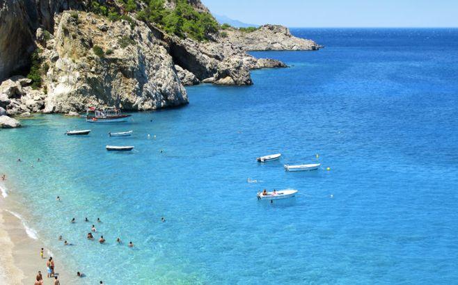 Tur til Grækenland med Mor, far, sophie, christian, farmor og farfar :-D