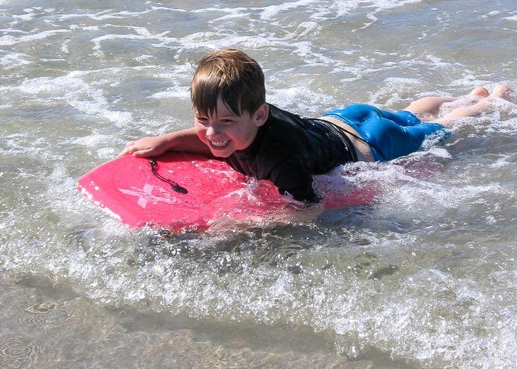 Adventure Ideas: Surf Woolacombe Bay, Devon