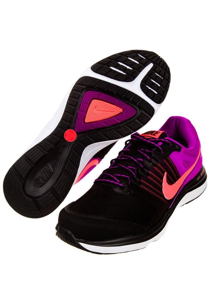 CALCE SUAVE PARA UN ANDAR PERFECTO.Las zapatillas de running Nike Dual Fusion X (MSL) brindan máxima comodidad en cada paso.