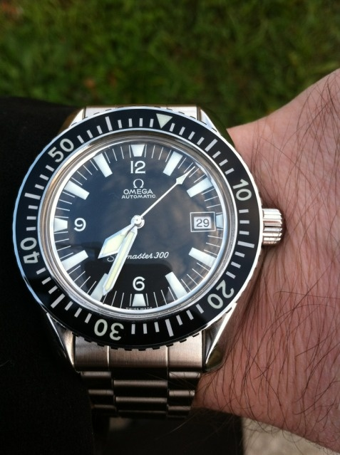 Vintage Omega Seamaster 300. What do you think? - Page 2