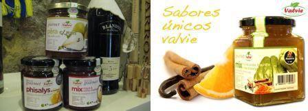 Compotas únicas Maçã/Vinho Madeira Phisalys Pêra/Rum Maracujá Maracujá/Banana Pimpinela/ Canela/Laranja e muitas outras
