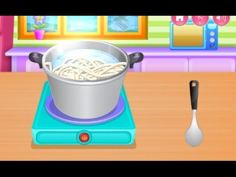 Cooking in the Kitchen | Baby Cooking Games For Kids To Play