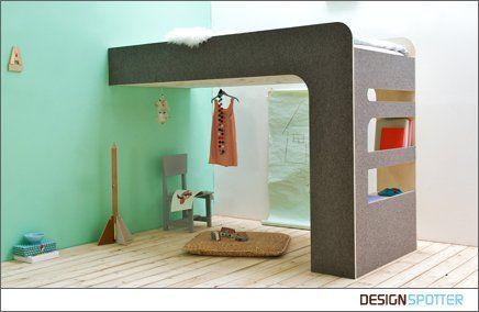 From Thomas Durner (Netherlands): upndown bed for Kids