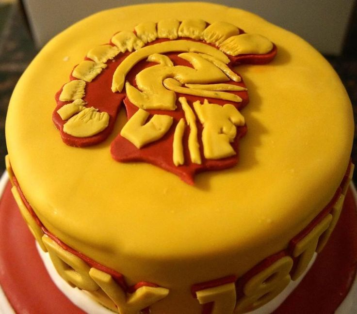 Usc Birthday Cake Images : Pin by Jenni Lewis (Rhodes) on Skyline Sweets Pinterest