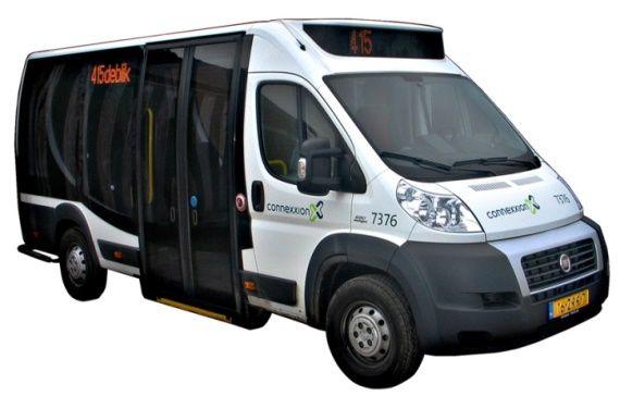 Nu extra buurtbus vanafuit Oostwoud naar Hoorn
