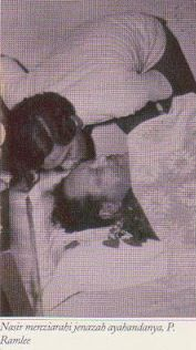 Gambar Di Hari Kematian Pelakon Terkenal P.Ramlee | Mabuk Ketum Berita