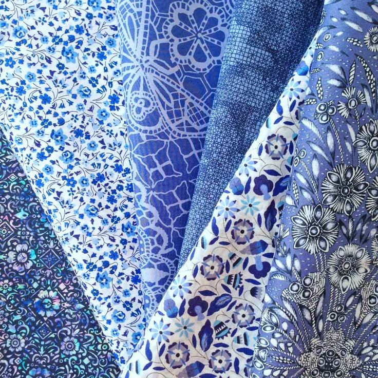 New Liberty of London collection available to pre-order now. Here's one of our fat quarter selection packs