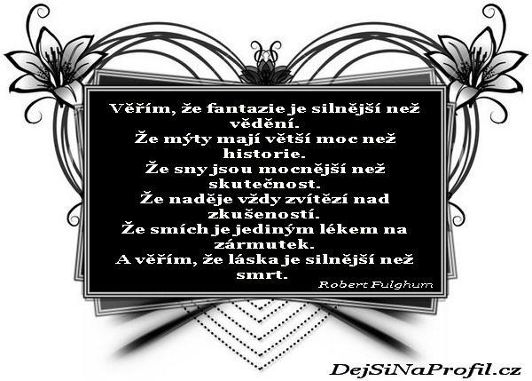 O životě | DejSiNaProfil.cz