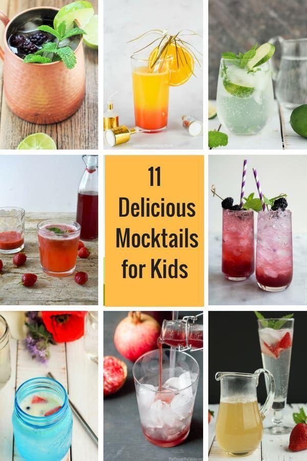 11 Popular Mocktails For Kids Famous Mocktail Recipes Mocktails For Kids Mocktail Recipe Easy Mocktail Recipes