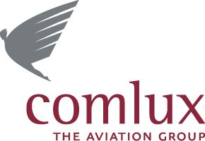 Comlux Aviation Malta Logo. (MALTESE).