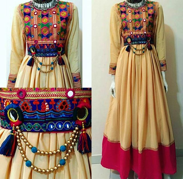 #afghani #dress                                                                                                                                                      More