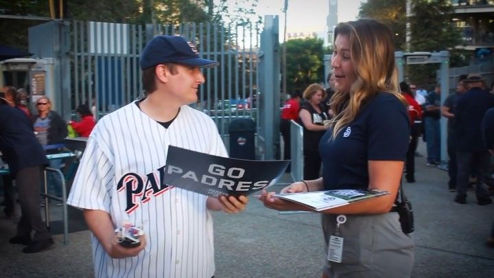 Interested In Working Game Day And Event Operations At Petco Park Join The Padres Event Crew Family Apply Today P Petco Park Baseball Players Working Games
