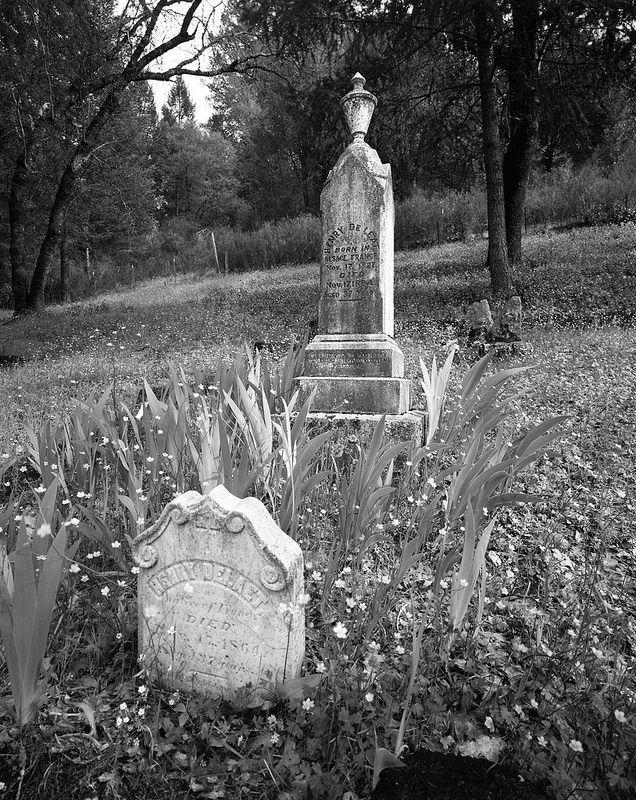 Ricci Cemetery -